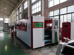 1325 1530 500w 750w 1000w 1500w 2000w 4mm macchina automatica per il taglio di metalli laser in fibra di ferro in acciaio inossidabile
