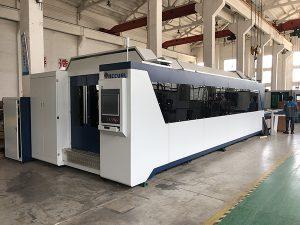 Tagliatrice laser in fibra di metallo in acciaio al carbonio in acciaio inossidabile 500w 750w 1000w 2000w 1500 * 3000mm