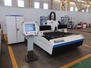 Vendita del prezzo della tagliatrice del laser della lamiera sottile della fibra di alta precisione 500w 750w 1kw
