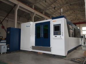 Tagliatrice laser per lamiera 500w e tagliatubi laser per tubi CN