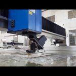 macchina da taglio a getto d'acqua precisa per taglio a getto d'acqua metallo, pietra, vetro, acciaio
