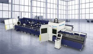 Accurl macchina per il laser cuting tubo