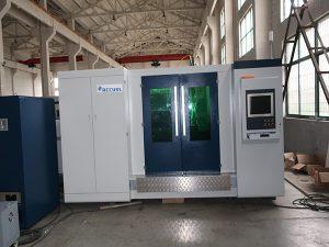 Tagliatrice laser in fibra modello 4000w di vendita calda