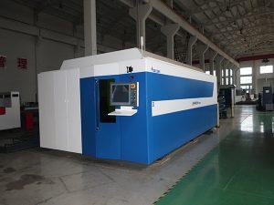 Macchina da taglio laser a fibra ampiamente usata nel settore prezzo 750w / 1000w