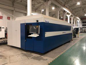 Tagliatrice laser in fibra di acciaio inossidabile da 500w che taglia metallo in acciaio inossidabile