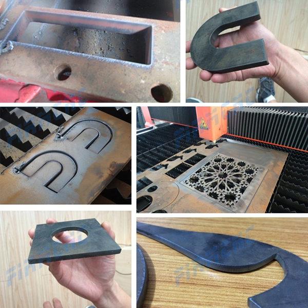 Macchina da taglio al plasma CNC 1325 ampiamente usata per taglio al plasma