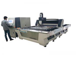 compri la tagliatrice del laser della fibra del metallo di CNC 500w da vendere
