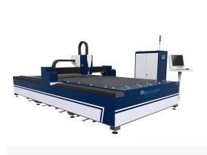 Prezzo della tagliatrice del laser della fibra di QIGO più economico popolare più economico della Cina per il taglio delle lamiere