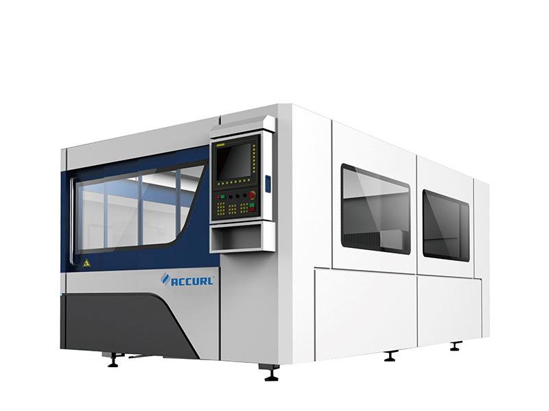 macchina da taglio laser a fibra cnc
