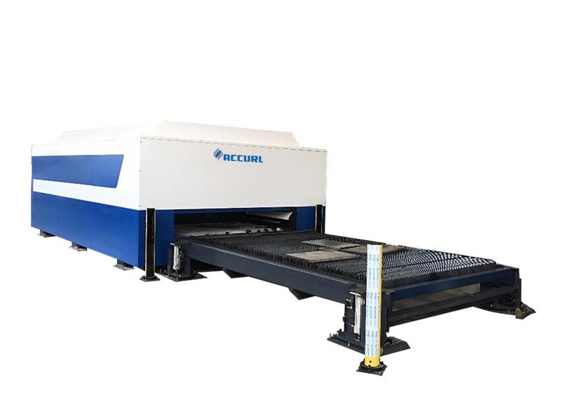 video macchina da taglio laser cnc