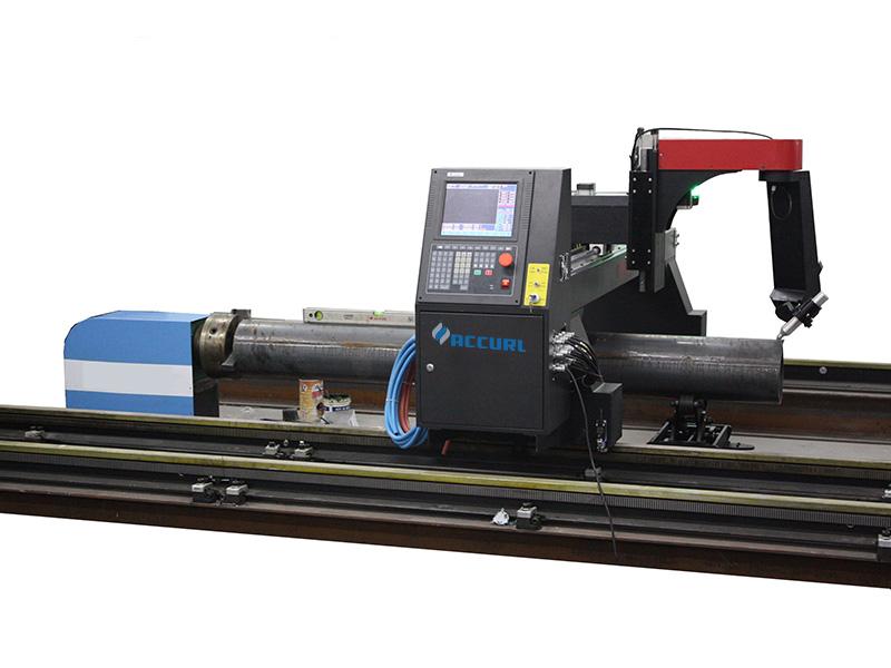 tagliatrice del tubo al plasma di CNC