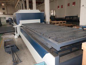 la fabbrica fornisce direttamente la tagliatrice del laser della fibra dell'acciaio al carbonio dalla porcellana