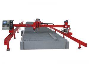 fabbrica della tagliatrice della fiamma del plasma di CNC del fascio flessibile
