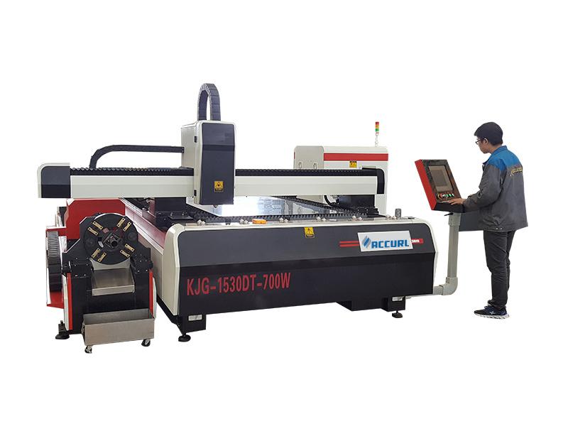macchina per tubi da taglio laser