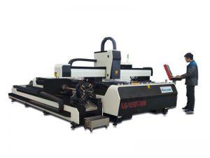taglierina laser in fibra di cnc per lamiera più stabile in vendita