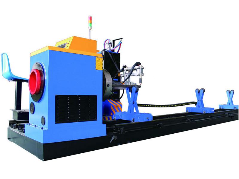 macchina da taglio per tubi metallici