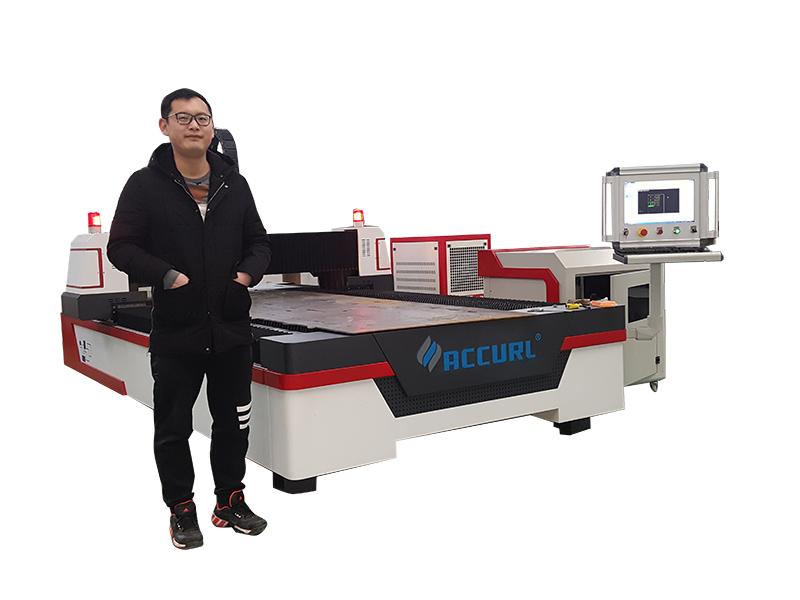macchina da taglio laser per tubi metallici