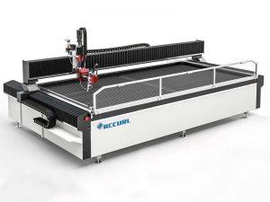 taglierina idraulica usata metallo della scala della tagliatrice del getto di acqua di CNC